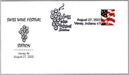 SWISS WINE FESTIVAL - FESTIVAL DE VINO SUIZO. Vevay IN 2005 - Vinos Y Alcoholes