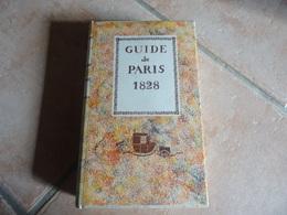 Guide De Paris 1828 - Histoire
