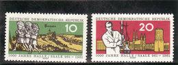 DDR, Nr. 833/34** - Neufs