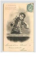 Jeu De Cartes - 3. La Bohémienne - Bergeret - Cartes à Jouer
