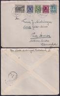 Österreich - 1931 - Brief - Nach Canada Geschickt - 1918-1945 1ère République