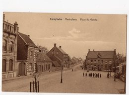 CRUYBEKE - Marktplaats - Place Du Marché - Kruibeke