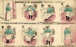 SEANCE A LA CHAMBRE - Humour