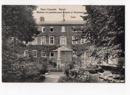 HENRI - CHAPELLE - Beloeil - Maison De Pension Pour Dames Et Messieurs - Cour - Welkenraedt