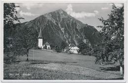 1933 Aeschi Bei Spiez - BE Berne