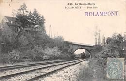 ROLAMPONT - Pont Biais - Francia