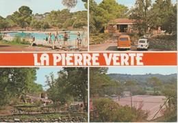 (FRA1081) FREJUS. CAMPING LA PIERRE VERTE . TENNIS TABLE. PING PONG - Frejus