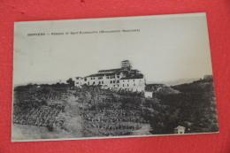 Nervesa Della Battaglia Treviso Abbazia Sant' Eustacchio 1912 Ed. Alatri Molto Bella - Italy
