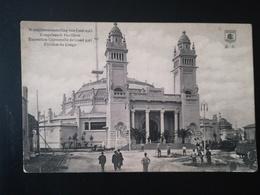 Lot 7 CARTES POSTALES PAVILLON CONGO BELGE EXPOSITION UNIVERSELLE DE GAND  BELGIQUE FLANDRE ORIENTALE ANNÉE 1913 - Gent