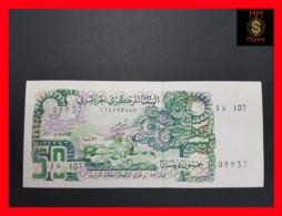 Algeria  50 Dinars 01.11.1977 P. 130 Diff. Sign.  UNC - Algérie