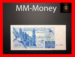 Algeria  100 Dinars 01.11.1981 P. 131 Diff. Sig. AU - Argelia