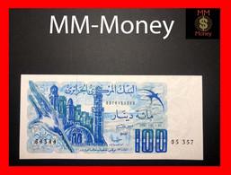 Algeria  100 Dinars 01.11.1981 P. 131 Diff. Sign. UNC - Argelia