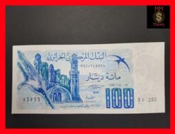 Algeria  100 Dinars 01.11.1981 P. 131 Diff. Sign. UNC - Algerije