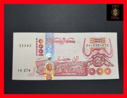 Algeria 1.000 Dinars 21.5.1992  P. 142 A  XF - Algerije