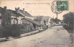 LANTY - Une Rue Du Village - France