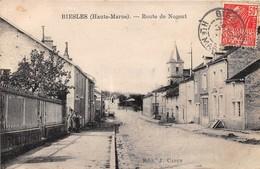 BIESLES - Route De Nogent - Francia