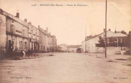 BIESLES - Route De Chaumont - Autres Communes