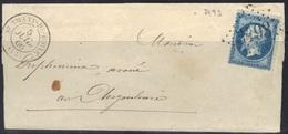St Amant-de-Boixe (Charente) : GC 3493 Et Càd Type15 Sur LSC, 1866. - 1849-1876: Période Classique