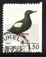 NORVEGE. N°786 Oblitéré De 1981. Guillemot à Miroir. - Other
