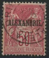 Alexandrie (1900) N 15 Type II (o) - Alexandrie (1899-1931)