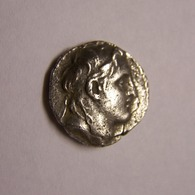 DÉMÉTRIOS 1er SOTER, SELEUCIDE (-161 Avant JC) DRACHME En Argent R1 - Grecques