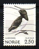 NORVEGE. N°840 Oblitéré De 1983. Mergule Nain. - Other