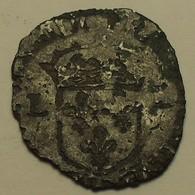 1610/43 - France - DOUZAIN, LOUIS XIII, (2 L), Billon, à Identifier, To Identify - 1610-1643 Louis XIII Le Juste