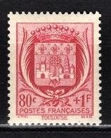 FRANCE 1941 - Y.T. N° 530 - NEUF** /8 - France