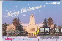 JAPAN - PREPAID-0981 - CHRISTMAS - Japan
