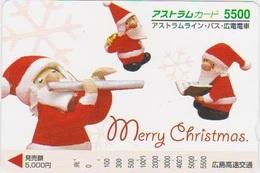 JAPAN - PREPAID-0987 - CHRISTMAS - Japan