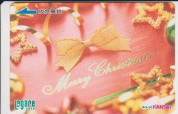 JAPAN - PREPAID-0991 - CHRISTMAS - Japan