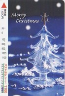 JAPAN - PREPAID-1000 - CHRISTMAS - Japan