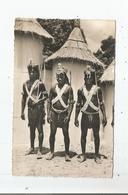 KARAKORO (COTE D'IVOIRE) 50 CARTE PHOTO HOMMES DU PORO - Côte-d'Ivoire