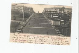 ODESSA (UKRAINE) 12565 L'ESCALIER AU BOULEVARD NICOLAS 1904 - Ukraine