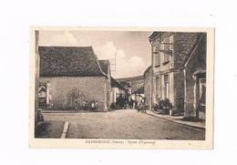 89 - DANNEMOINE (Yonne) ROUTE D' EPINEUIL - Autres Communes