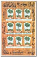 Nieuwe Hebriden 1969, Postfris MNH, Trees - Engelse Legende