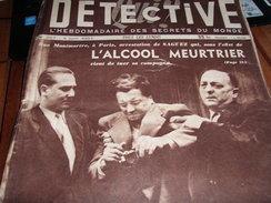 DETECTIVE /MARRAKECH EPOUVANTE /CHAMPAGNE AYALA DE VOGUE AY /STES MARIES MER /JUDO LEVANNIER - General Issues