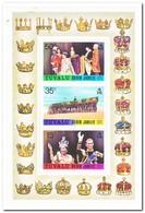 Tuvalu 1977, Postfris MNH, 25 Years Reign Of Queen Elizabeth - Tuvalu