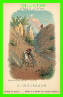 FABLES DE LAFONTAINE D'APRÈS GUSTAVE DORÉ - LE LION ET LE MOUCHERON - COLLECTION KOLARSINE & SOLUTION PATTAUBERGE - - Contes, Fables & Légendes