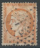 Lot N°44263  N°38, Oblit étoile Chiffrée 22 De PARIS ( R. Taitbout ) - 1870 Siege Of Paris