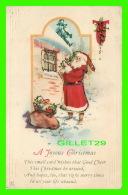 SANTA CLAUS - PÈRE NOEL - A JOYOUS CHRISTMAS - WRITTEN - - Santa Claus