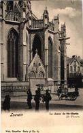 1 Postkaart 1902 - LEUVEN Saint Pierre SAINT MARTIN - NELS Serie 67 - Ijskreem Ice CREME - Hondenspannen Hondenkar - Leuven