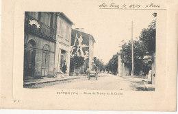 83 // REYNIER   Route De Sanary Et Le Casino  F.F. - France