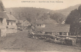 01 // LOMPNAS   Quartier Des Trois Chemins - France