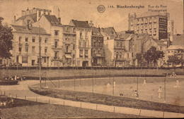Belgique, Blankenberghe, Rue Du Port, Tennis      (bon Etat) - Hoogstraten