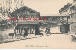 13 // MARSEILLE  /  L ESTAQUE    Restaurant Mistral - L'Estaque