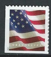 USA. Scott # 5161 MNH From Booklet. AP Printer. Flag 2017 - Nuovi