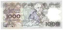 Portugal - 1000 Escudos (1000$00) 1990 26 July - UNC - Portugal