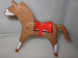 GEOBRA PLAYMOBIL 1974  CAVALLO INDIANO   CON SELLA - Playmobil