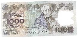 Portugal - 1000 Escudos (1000$00) 1994 3 March - UNC - Portugal